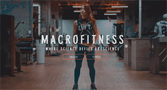 Preview of macrofitness.net